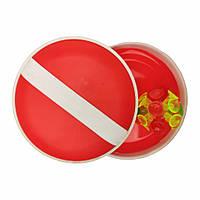 "Дитяча гра ""Пастка"" M 2872 м'яч на присосках 15 см (Червоний)"