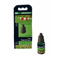 Комплексное ежедневное удобрение Dennerle Tagesdunger, для растительности в мини-аквариумах, 15 мл, 3000л
