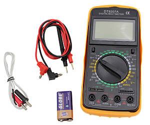Мультиметр Digital DT9207A
