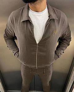 Мужской льняной костюм. Идеален в носке, очень комфортный и практичный. РАЗМЕРЫ: S-3Xl.