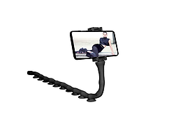 Тримач для телефону гнучкий Cute Worm Lazy Holder (7304) (асортимент кольорів)