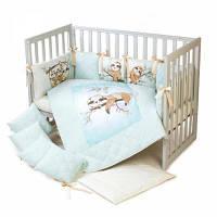 Детский постельный набор Верес Lazy sloth (6 ед.) (217.07)