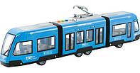 Дитячий Трамвай Іграшка, фото 1