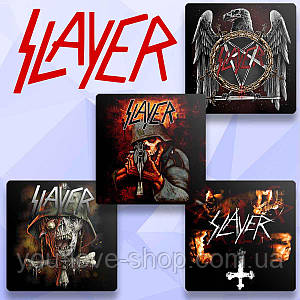 "Подставки под чашку Слейер ""Bang-Bang"" / Slayer"