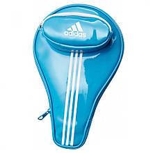 Чехол для ракетки Adidas Cover Color Blue 7465, КОД: 1573001