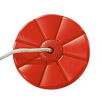 Гойдалки тарзанка для дитячих ігрових майданчиків KBT Червоний 150.001.001.0011, КОД: 1620805