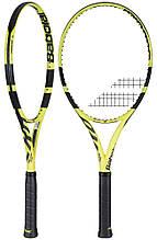 Теннисная ракетка Babolat Pure Aero Team 101358 191 Yellow 8443, КОД: 1573017