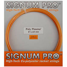 Теннисные струны Signum Pro Poly Plasma 12.2 м Оранжевый 110-0-3, КОД: 1639943