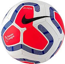 Мяч футбольный Nike Premier League Pitch SC3569-101 Size 5, КОД: 2289311