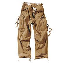 Брюки Surplus Vintage Fatigue Trousers Beige Gewas XXL Бежевый 05-3596-74-XXL, КОД: 275386