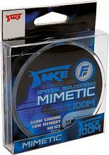 Леска-хамелеон антилёд Lineaeffe Take Mimetic blue 100м. 0.10мм. FishTest 2,1кг, КОД: 2452386