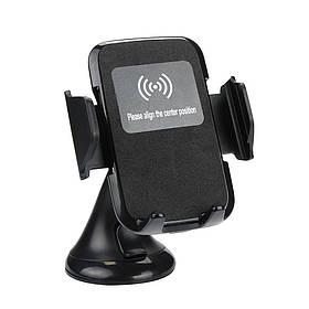 Автомобільна бездротова зарядка KS Air Charge WC2 SKL25-145835