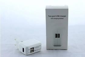 Адаптер ipad for ip 2 usb Charger 200 SKL11-229224