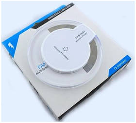 Адаптер для телефону бездротовий K9 QI wireless charger SKL11-229185