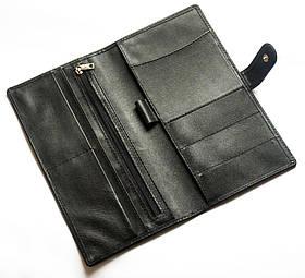 Дорожное портмоне для документов и билетов Air Organize черный C021 SKL34-176167