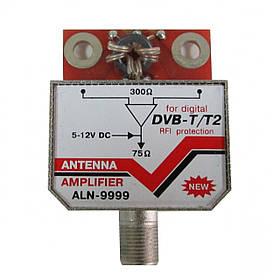 Антенный усилитель DVB-T2 ALN-9999 SKL31-150851