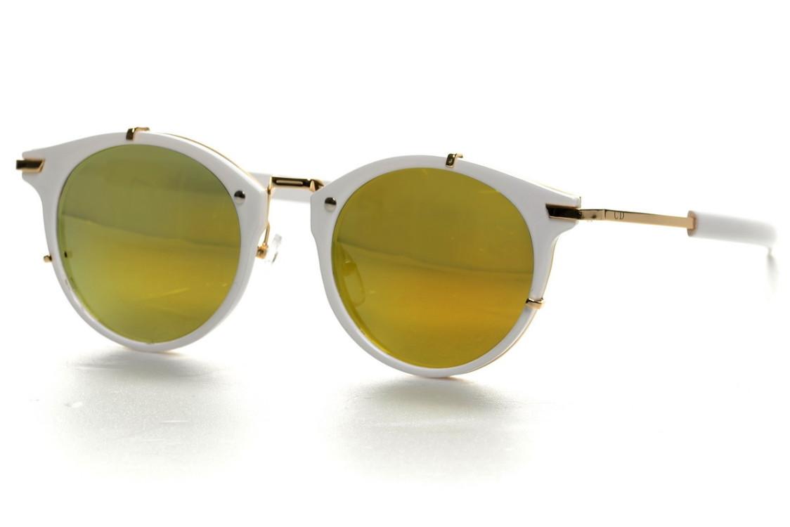 Женские брендовые очки Dior 0196-white SKL26-146200