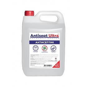Антисептик для рук и поверхностей Antisept Ultra (70 спирта) 5 л SKL41-249518