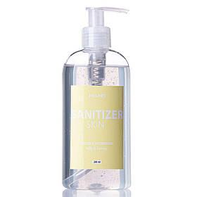 Антисептик Санитайзер HiLLARY Skin Sanitizer Double Hydration milkhoney сертифицированный 200ml SKL11-239142