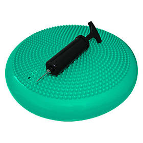 Балансувальна подушка сенсомоторна масажна SportVida Mint SKL41-277648