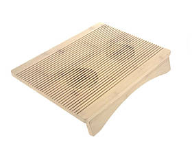 Бамбуковая подставка для ноутбука KS P1 SKL25-150594