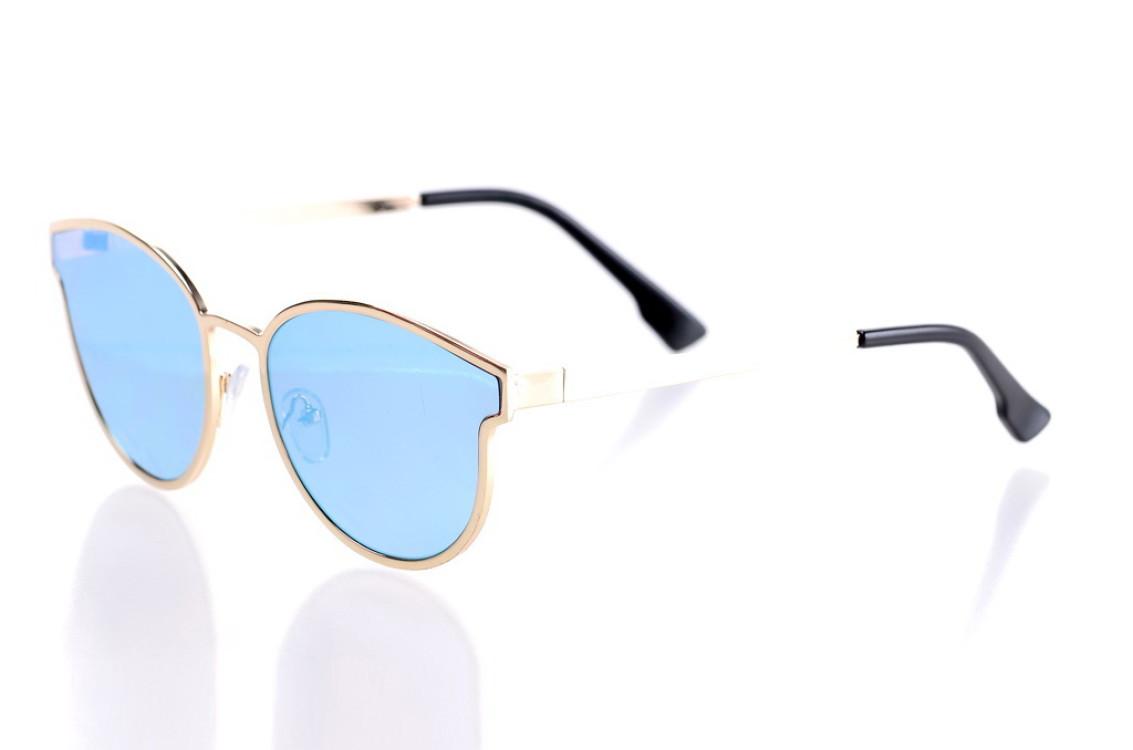 Женские солнцезащитные очки 004blue SKL26-147632