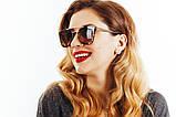 Жіночі сонцезахисні окуляри 1515c38 SKL26-147379, фото 5