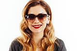 Женские солнцезащитные очки 1540c21 SKL26-147377, фото 4
