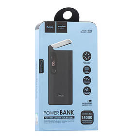Зовнішній акумулятор Power Bank Hoco B27 Pusi 15000 mAh SKL11-230861