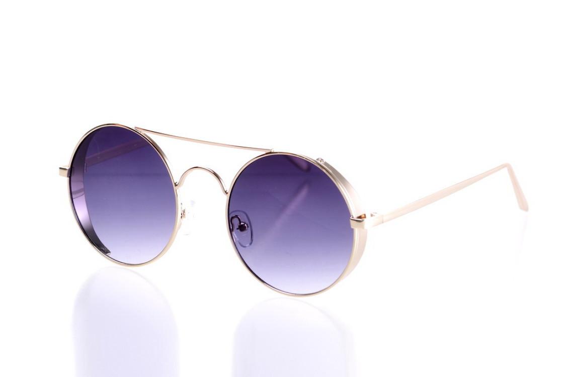 Жіночі сонцезахисні окуляри 1912b-g SKL26-147658
