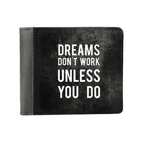 Кошелек Ziz Мечты не работают, пока не работаешь ты SKL22-142752