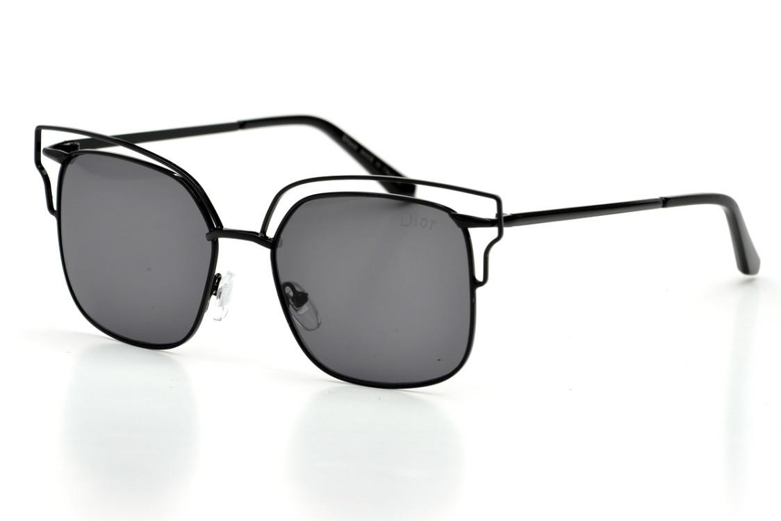Жіночі сонцезахисні окуляри 1940black SKL26-147522