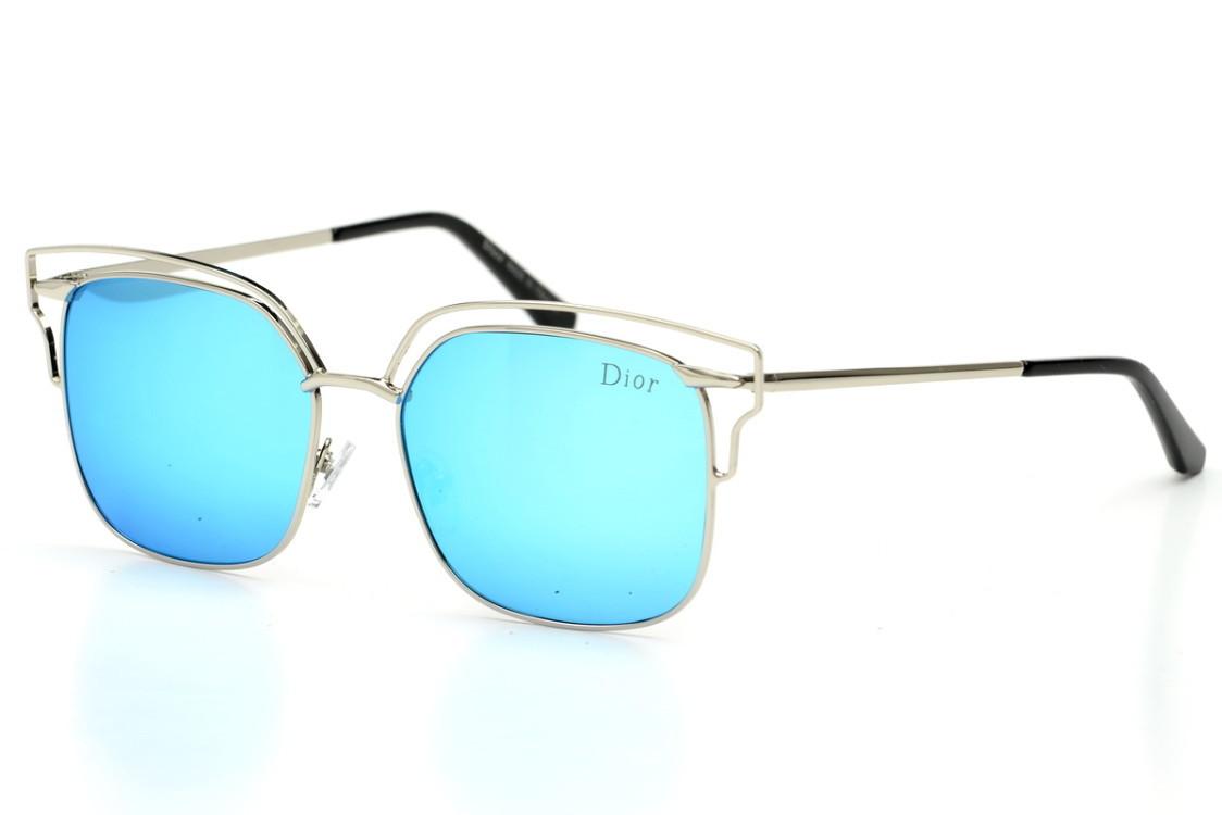 Жіночі сонцезахисні окуляри 1940blue SKL26-147518