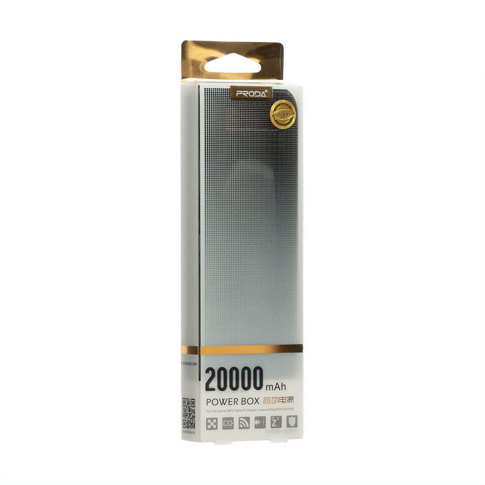 Зовнішній акумулятор Power Box Remax Proda 6J - PPL-12 20000 mAh SKL11-230685
