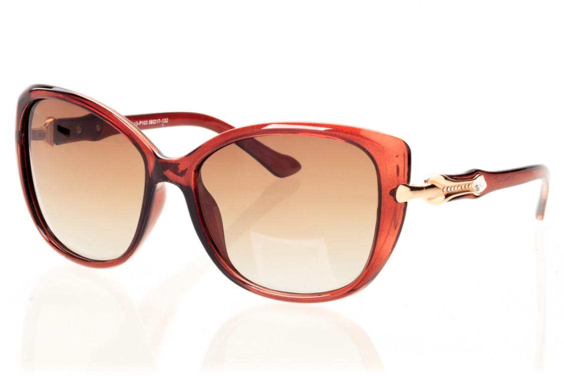 Жіночі сонцезахисні окуляри 2393-13 SKL26-147453