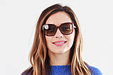 Жіночі сонцезахисні окуляри 2393-13 SKL26-147453, фото 4