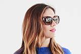 Жіночі сонцезахисні окуляри 2393-13 SKL26-147453, фото 5