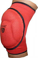 Power System - Наколенники ELASTIC KNEE PAD   PS-6005  Red  XL