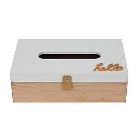 Бокс для серветок Hello SKL11-209010