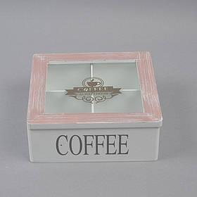 Бокс для чаю Coffee SKL11-208979
