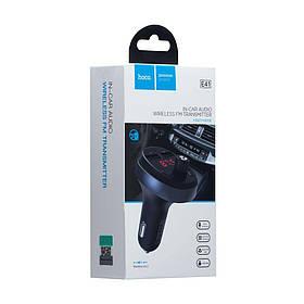 Модулятор Hoco E41 Wireless FM Transmitter SKL11-229624