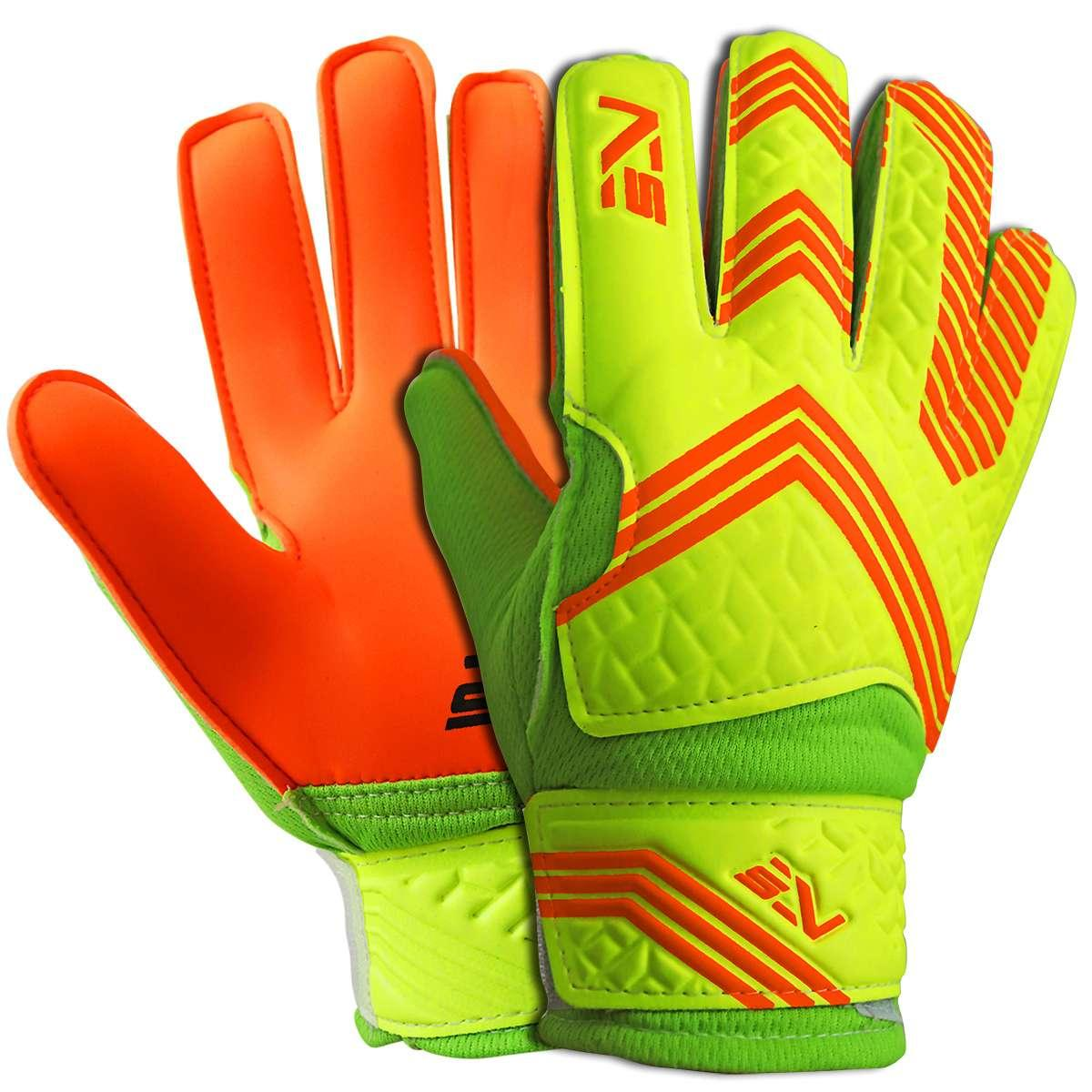 Воротарські рукавички SportVida SV-PA0041 Size 5 SKL41-227778
