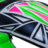 Воротарські рукавички SportVida зелені Size 6 латекс SV-PA0003 SKL41-161712, фото 4