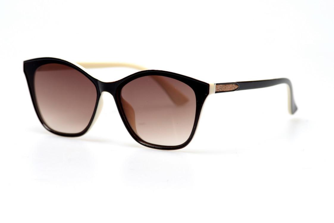 Женские солнцезащитные очки 3890br-w SKL26-148352