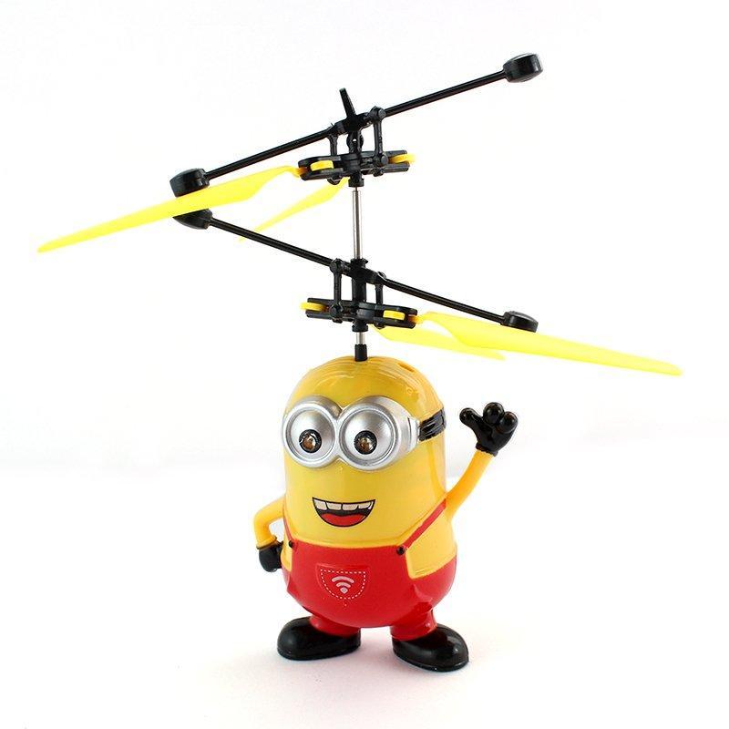 Гадкий Я Летающий Миньон на дистанционном управлении с пультом SKL11-131956