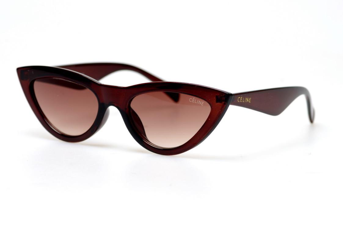 Жіночі сонцезахисні окуляри 3912br SKL26-148344
