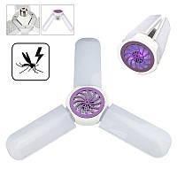 Світлодіодний світильник з приманкою для комах (знищувач комах) Mira 45W White