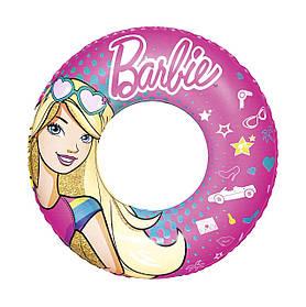 Круг для плавания Barbie d 56 см, от 3-6 лет SKL11-250443