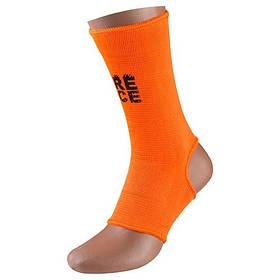 Голеностоп эластичный оранжевый FireIce размер универсальный пара SKL11-281091
