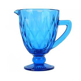 Графин Rhombus синій SKL11-237924